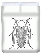 Cockroach Duvet Cover