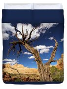 Cohab Canyon Overlook Duvet Cover