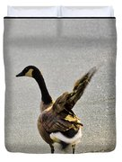 Cold Goose Bath Duvet Cover
