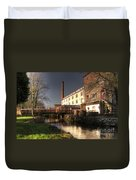 Coldharbour Mill Duvet Cover