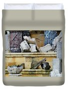Collection Of Artifacts Number 2 Duvet Cover
