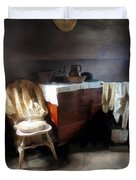 Colonial Nightclothes Duvet Cover