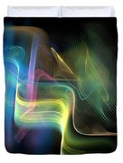 Color By Design 5 Duvet Cover