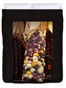Color Corn Duvet Cover