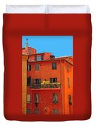 Color In Provence Duvet Cover