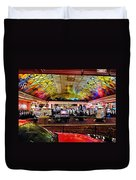 Colorado Casino Duvet Cover