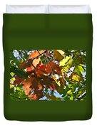 Colorado October Duvet Cover