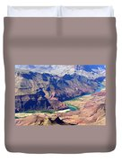 Colorado River IIi Duvet Cover