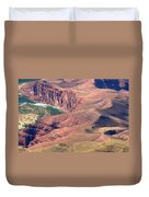 Colorado River Iv Duvet Cover
