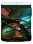 Colorfast Picasso Fx  Duvet Cover
