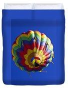 Colorful Balloon Duvet Cover