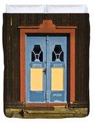 Colorful Entrance Duvet Cover