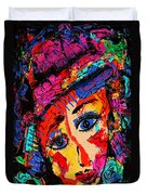 Colorful Expression 19 Duvet Cover