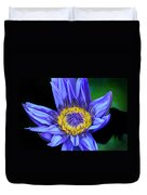 Colorful Lily Duvet Cover