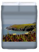 Colorful Point Duvet Cover