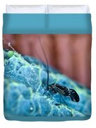 Colorful Psocid 1 Duvet Cover