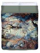 Colorfull Rocks Duvet Cover