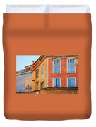 Colors In Provence Duvet Cover