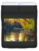 Columbia Bottoms Slough II Duvet Cover
