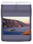 Columbia River Duvet Cover