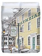 Columbian House In Waterville Oh Duvet Cover