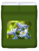 Columbine-1 Duvet Cover