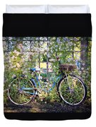 Come Ride With Me Duvet Cover