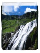 Comeragh Mountains, County Waterford Duvet Cover