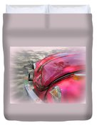 Comical Volkswagen Duvet Cover