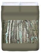 Commercial Fishing Net Duvet Cover