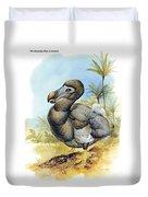 Common Dodo Duvet Cover