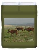 Common Eland 3 Duvet Cover