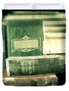 Comprehension Duvet Cover