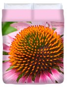 Cone Flower 7 Duvet Cover