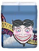 Coney Joker Duvet Cover