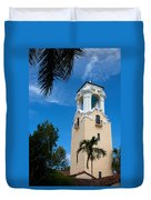Congregational Church Of Coral Gables Duvet Cover