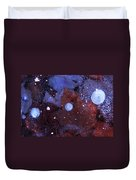 Conjunction Duvet Cover