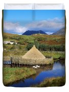 Connemara Heritage And History Centre Duvet Cover