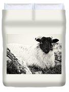 Connemara Sheep Duvet Cover