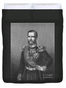 Constantine (1827-1892) Duvet Cover
