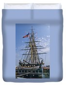 Constitution Stern Duvet Cover