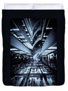 Convergence Zone Duvet Cover