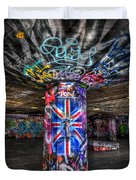 Cool Brittania Duvet Cover