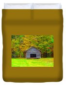 Cool Springs Church Duvet Cover