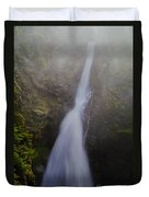 Copper Creek Falls Duvet Cover