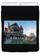 Corbin Norton House Marthas Vineyard Duvet Cover