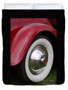 Cord Fender Duvet Cover