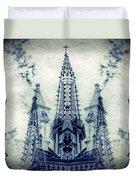 Cordoba Church Argentina Duvet Cover