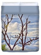 Corella Tree Duvet Cover