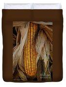 Corn Stalks Duvet Cover